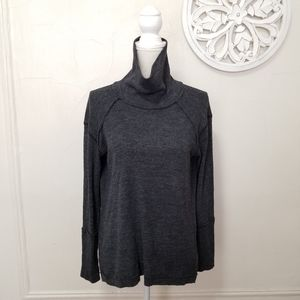 Free people size S turtleneck sweater